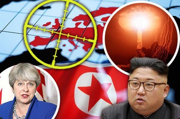 ब्रिटेन ने भी बनाया उत्तर कोरिया से जंग का प्लान,  शुरू की तैयारियां