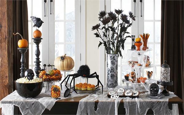 Happy Halloween: इन स्पेशल तरीकों से करें टेबल डेकोरेशन