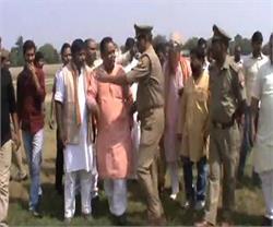 BJP जिलाध्यक्ष ने SDM को दी खुलेआम धमकी, बताया बसपा का एजेंट