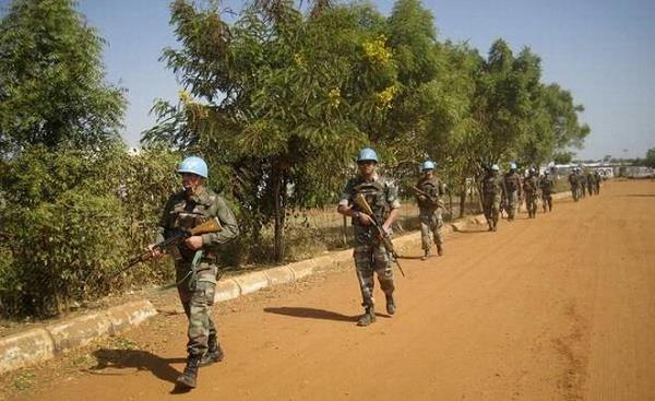 सूडान में तैनात 50 भारतीय शांतिरक्षक संयुक्त राष्ट्र पदक से सम्मानित