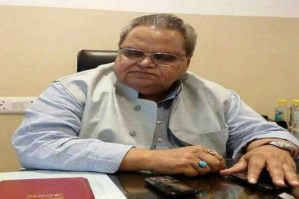 बिहार में समेकित कृषि को बढ़ावा देने की जरूरत: सत्यपाल