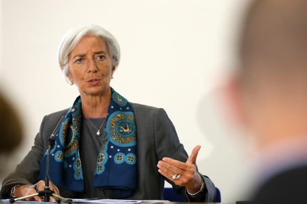 आर्थिक सुधारों को सतत बनाने के लिए नीति निर्माता निर्णय करें: क्रिस्टीन लेगार्ड