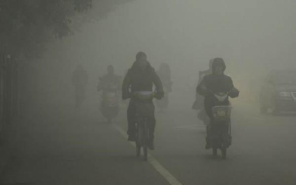 प्रदूषण रोकथाम के लिए सामने अाया नया प्रयोग