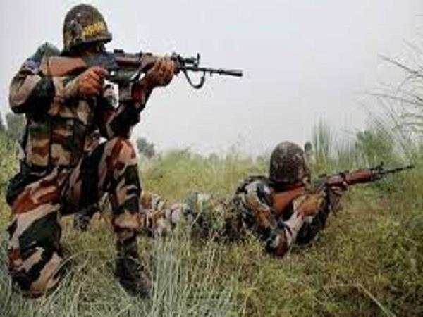 पुंछ में पाकिस्तान की किया संघर्षविराम का उल्लंघन