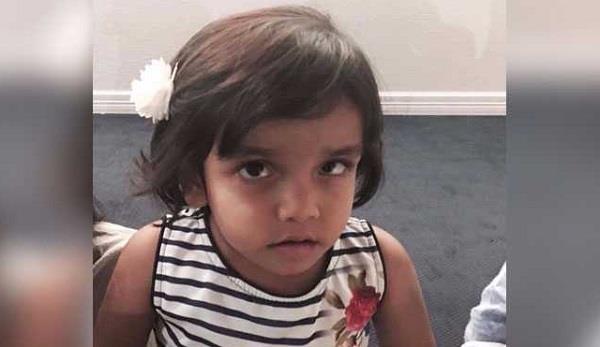 भारत से गोद ली बच्ची का अमरीका में मिला शव