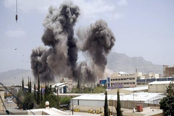 अमेरिका का यमन पर हवाई हमला, पांच आतंकवादी ढेर