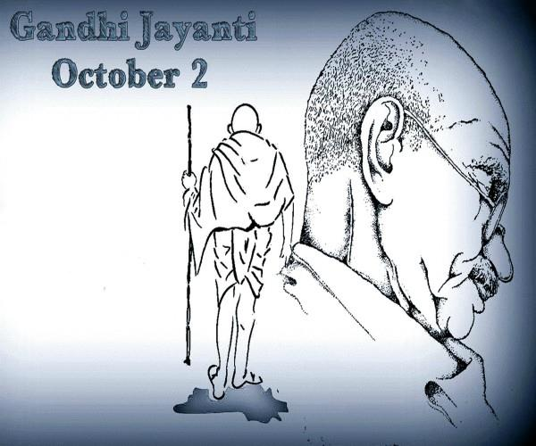 गांधी जयंती: एक आदमी की सेना थे बापू, आज भी हैं लोगों के दिल में जीवित