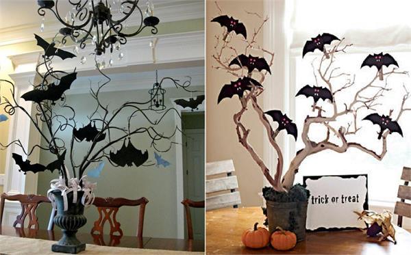 Halloween Day Special: इस तरह पेपर डेकोरेशन से करें घर की सजावट