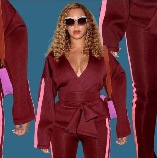 beyonce twins perfect figure