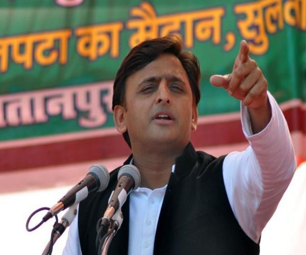 निकाय चुनावों में सपा को विजय दिलाकर विरोधियों को करारा जवाब दें मतदाता: अखिलेश