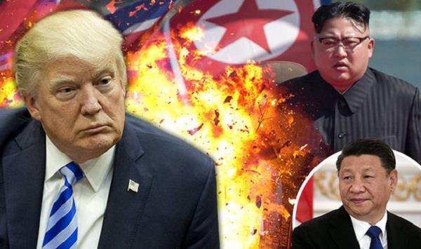 उत्तर कोरिया की धमकी -अमरीका ने उकसाया अब युद्ध होकर रहेगा