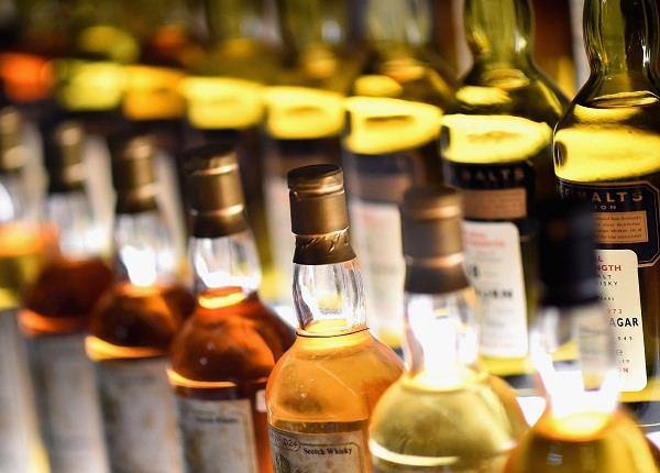 40 बोतल अवैध शराब बरामद