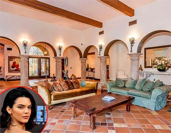 kendall jenner mansion in beverly hills