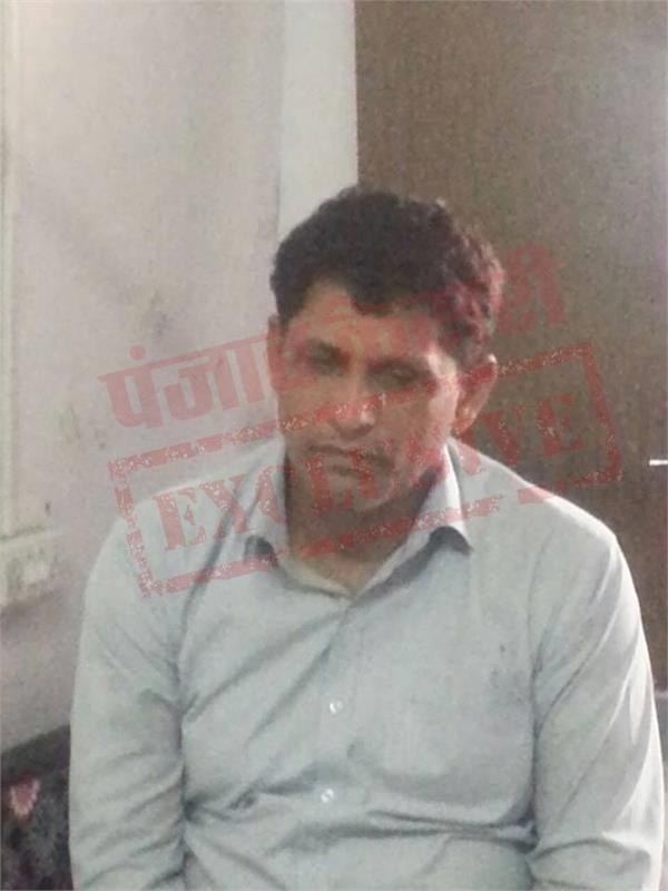 पुलिस ने पकड़ा पाकिस्तानी