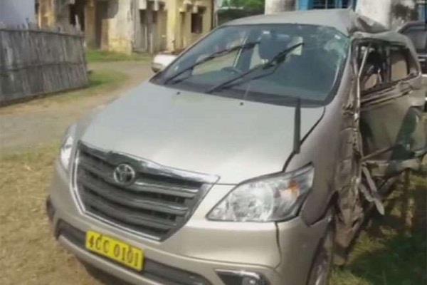 म्यांमार के काउंसलर जनरल की सड़क हादसे में मौत, CM ने ट्वीट कर जाहिर किया दुख