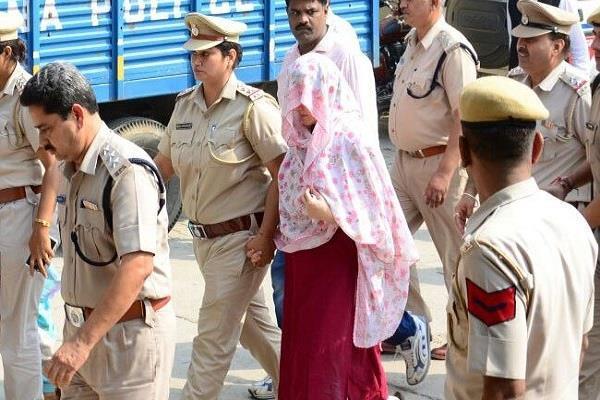 हनीप्रीत का पुलिस रिमांड खत्म, 23 अक्टूबर तक भेजी गई जेल