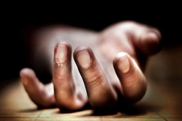 जहरीला पदार्थ खाने से बुजुर्ग महिला की मौत