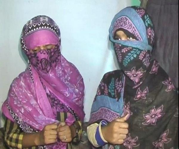 नहीं बाज आ रहे वहशी दरिंदे, 2 सगी बहनों को बनाया हवस का शिकार