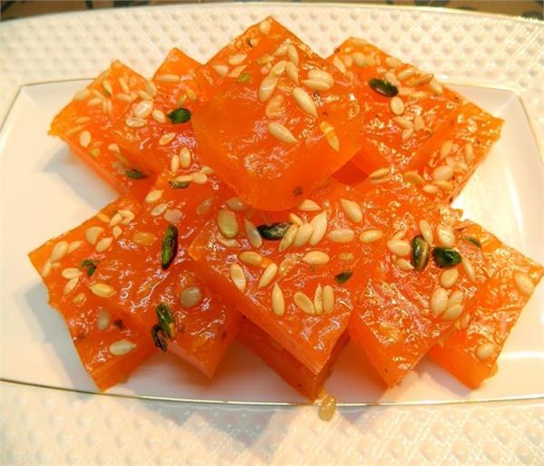 Festive Season : घर पर ही बनाएं Bombay Karachi Halwa