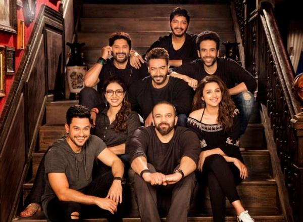 golmaal again box office collection day 3