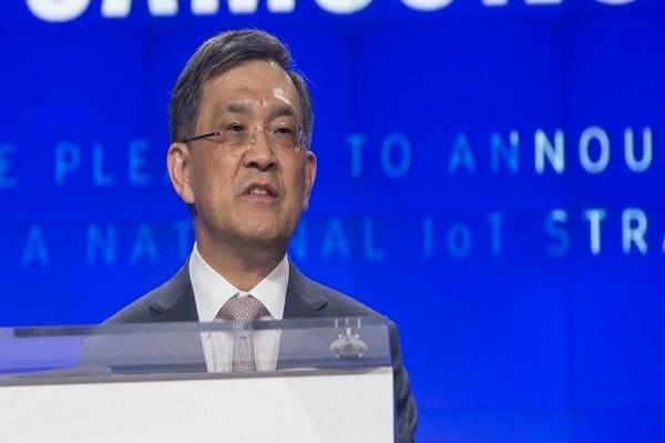 सैमसंग इलेक्ट्रॉनिक्स के CEO नेे दिया इस्तीफा