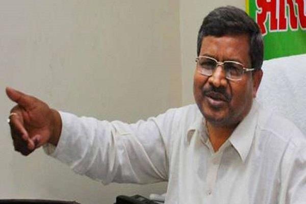 बाबूलाल मरांडी ने किया रघुवर सरकार पर वार