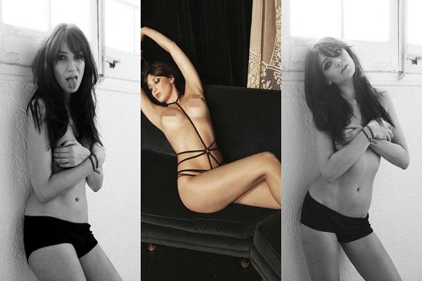daisy lowe topless hot pictures