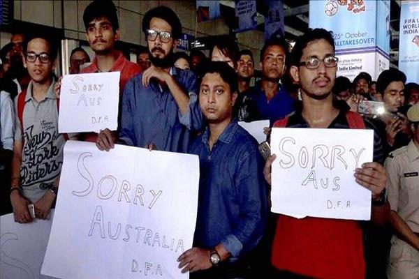 बस पर हमले के बाद भारतीय फैंस ने जीता ऑस्ट्रेलियाई खिलाडिय़ों का 'दिल'