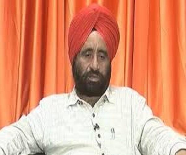 आजम की ताज पर टिप्पणी को लेकर यूपी के मंत्री बलदेव सिंह औलख ने साधा निशाना