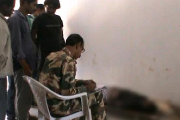 झारखंड: भाजपा नेता राजेंद्र महतो की गोली मारकर हत्या