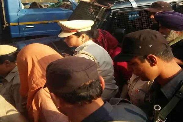 10 दिन अंबाला सेंट्रल जेल में रहेगी हनीप्रीत, बढ़ाई गई सुरक्षा