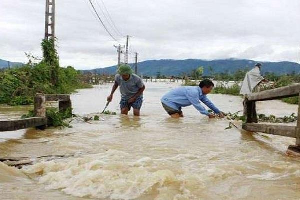 वियतनाम में बाढ़, भूस्खलन के कारण 43 की मौत; 34 लापता