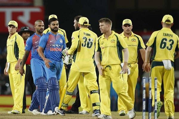 INDvsAUS: अलर्ट हुई असम सरकार, तीसरे टी-20 मैच के लिए सुरक्षा बढ़ाई
