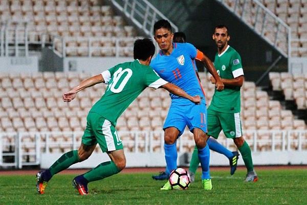 मकाऊ पर बड़ी जीत से भारत ने एशिया कप के लिए क्वालीफाई किया