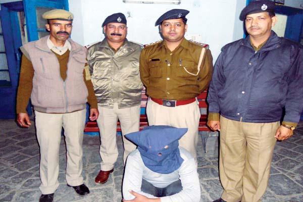 पुलिस को मिली बड़ी सफलता, ऐसे गिरफ्तार किया ATM लूट का चौथा आरोपी