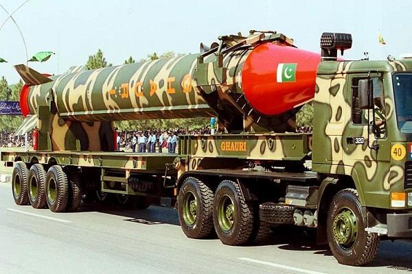 PAK के परमाणु हथियार बड़ा खतरा, छेड़ सकते हैं न्यूक्लियर वॉरः अमरीकी थिंक टैंक
