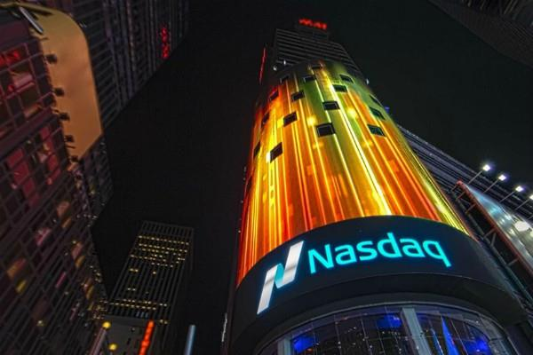 अमरीकी बाजारों में मिलाजुला कारोबार, डाओ 22 अंक बढ़कर बंद