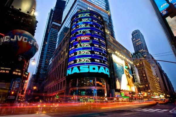 अमरीकी बाजार में हल्की बढ़त, डाओ 72 अंक बढ़कर बंद