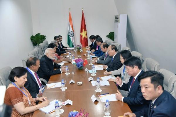 PM मोदी ने की आस्ट्रेलिया, वियतनाम के समकक्षों के साथ द्विपक्षीय बैठकें