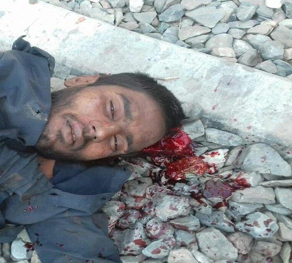 युवक ने ट्रेन के आगे कूदकर किया आत्महत्या का प्रयास