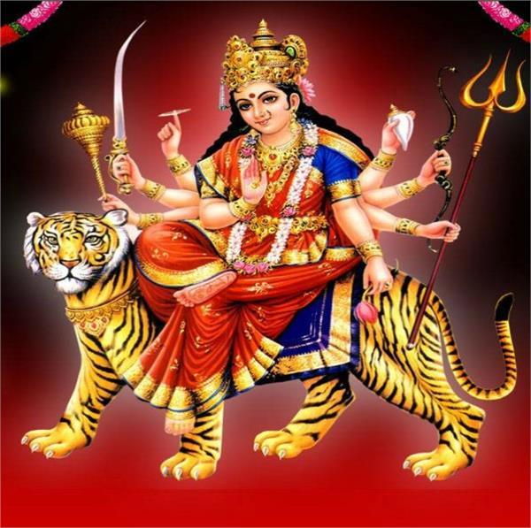 मां दुर्गा के एक तिनके ने चूर-चूर किया देवताओं का अंहकार