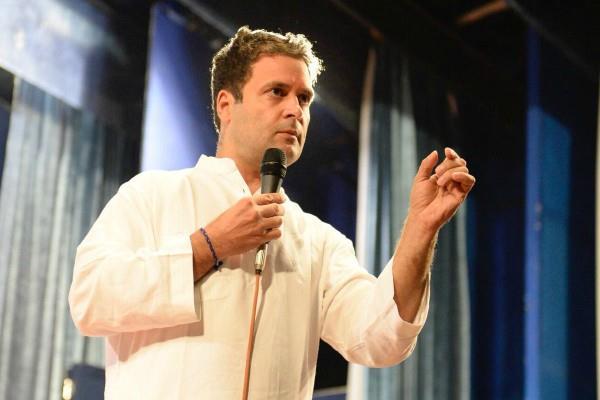 गुजरात में बोले राहुल गांधी, BJP से लड़ने के लिए भगवान शिव से मिलती है शक्ति