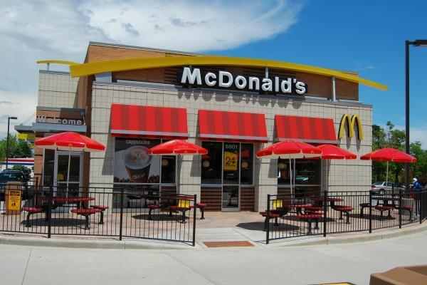 कहां गया McDonald's का सुनहरा 'एम'