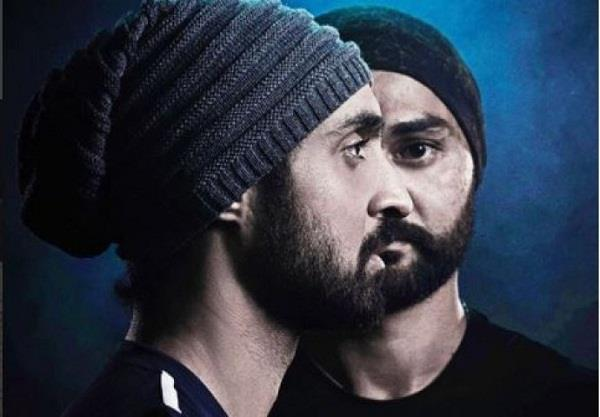 first poster of biopic film of sandeep singh