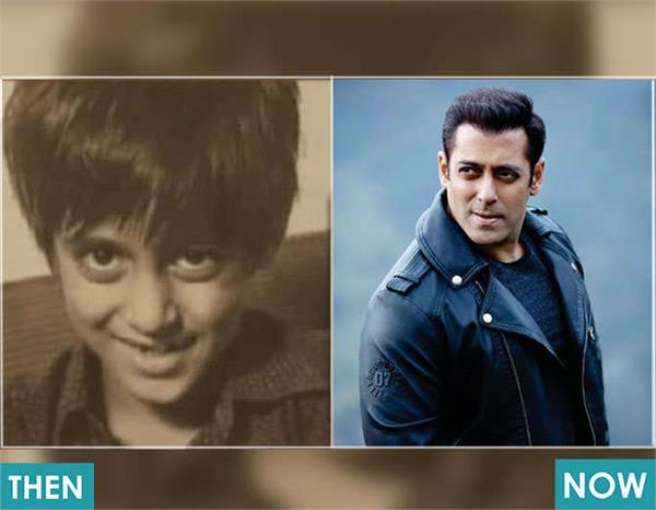 salman to deepika childhood pics