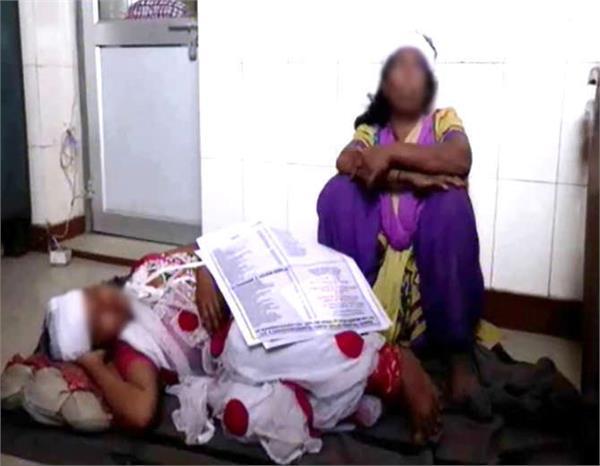 जब चलती ट्रेन में शुरू हुई हैवानियत तो तंग आकर कूदी मां-बेटी