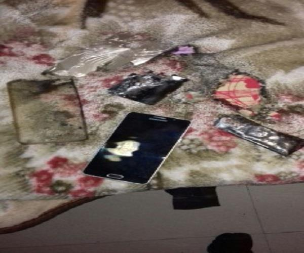 मोबाइल फोन में अचानक लगी आग, बाल-बाल बचा 2 साल का मासूम