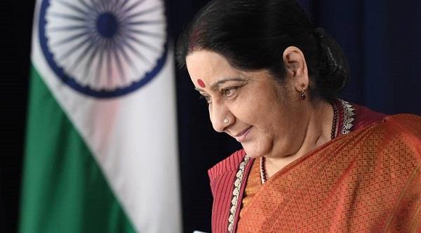 पाक नागरिकों की फिर मदद को आगे आईं सुषमा स्वराज