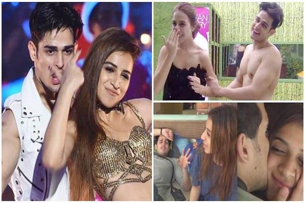 benafsha priyank now came out and told brother