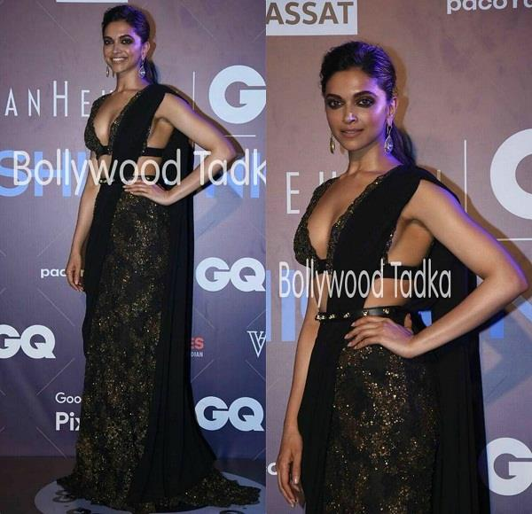 deepika padukone looks stunning at gq fashion nights event